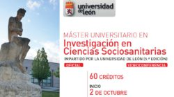 MATERIAL INFORMATIVO MASTER U. CC-SOCIONATARIAS