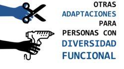 Taller de pulsadores y otras adaptaciones para personas con diversidad funcional.
