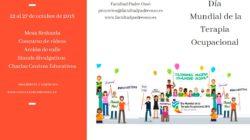 Actividades del Día Mundial de la Terapia Ocupacional