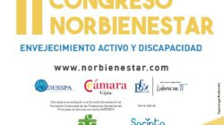 II Congreso Norbienestar: Envejecimiento activo y discapacidad