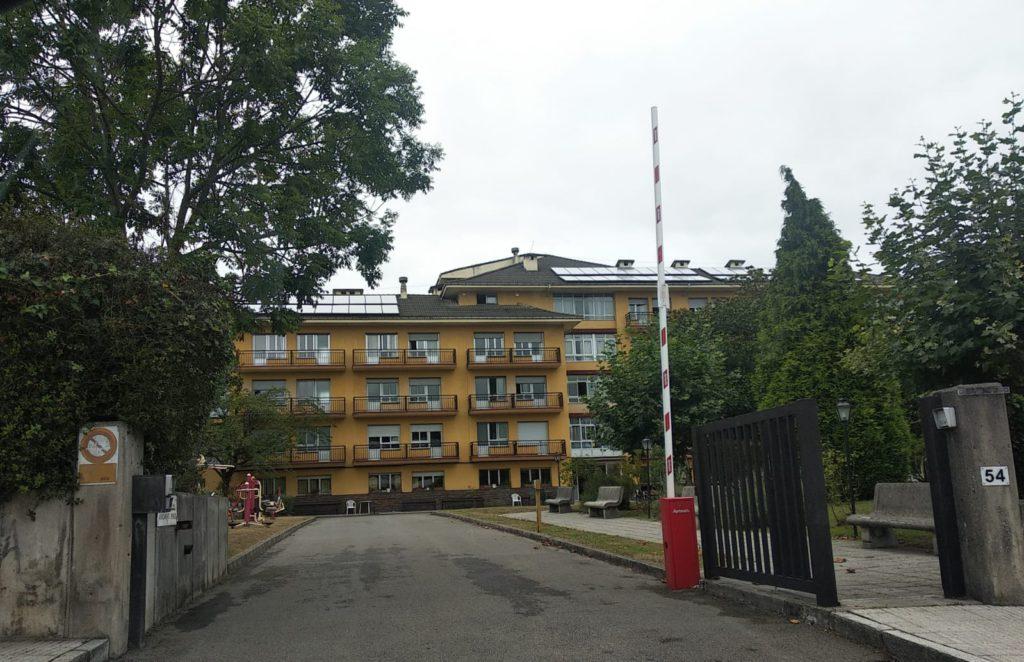 Residencia ERA. Cristo Oviedo